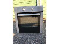 Logik integrated electric single oven