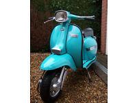 lambretta gp200... Show winning scooter