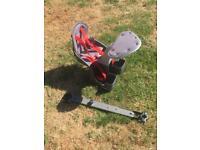 WeeRide child's bike seat