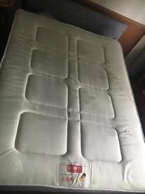 8 months old King size mattress