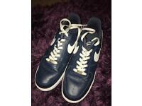 Genuine Nike Air Force trainers