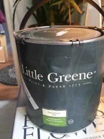 Little Greene dash of soot 224 intelligent Matt emulsion 2.5 litres brand new