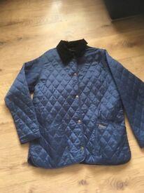 Ladie barbour jacket