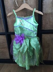Tinkerbell dress. Age 3-4. By George.
