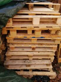 Good quality strong pallets