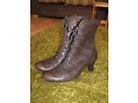 Womens Boots Size 8 : Clarks & Earth Spirit 2 pairs