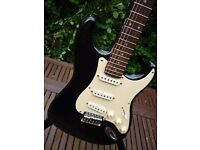 1980`s Sunn Mustang Stratocaster by Fender Electric Guitar