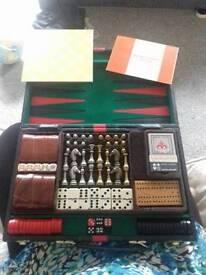 Games briefcase