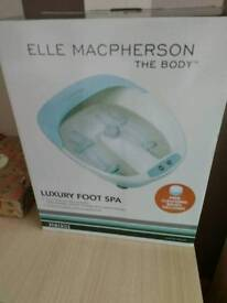 Luxury Foot spa for sale