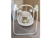 Mothercare Loved So much travel swing