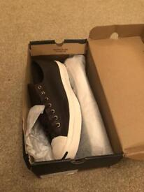 Brand new men's brown Converse trainers size 10