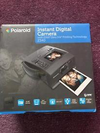 Polaroid instant digital camera new