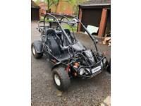 SOLD SOLD SOLD Quadzilla 250 2 seater road legal buggy 2006 plate