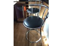 Bar stools/ high stools/ chairs
