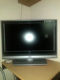 26 inch JVC tv