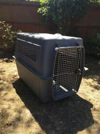 Giant Dog travel Crate - Air travel approved