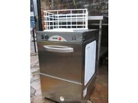 Commercial glass washer FAGOR LVC-21B 40x40 refurbished.