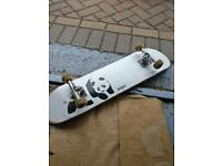 enjoi Whitey Panda Skateboard