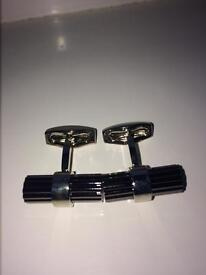 Mont Blanc Cufflinks With Packaging