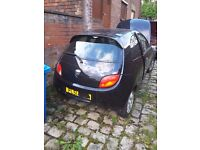 Exhaust ford ka 1.3 2001 full or sections priced to sell 25 hardly used