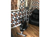 JTX Exercise bike. Hardly ever used. Great condition.