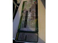 Reading festival Sunday ticket £300