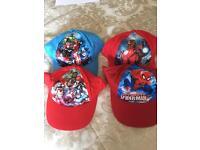 Boys hats £3