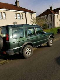 For sale 4 x4 land rover discovery series 2