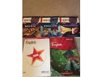 Higher English and higher music past papers