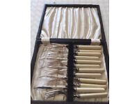 Fish Knife and Fork boxed set