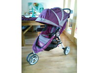 Baby Jogger City Mini with Footmuff & Raincover