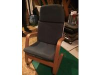 Rocking chair, Ikea type to suit child 3-8yrs