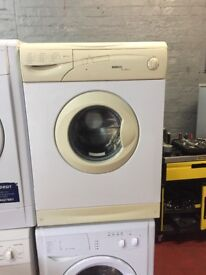nice white Beko washing machine it's 6kg 1000 spin in excellent condition in full working order