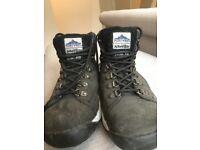 Ladies Steel Toe Cap Boots