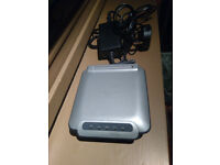 Belkin F1UP0301 2-Port USB Print Server - Grey - Collect London N6