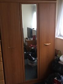 2 wardrobes for sale £50 collection only