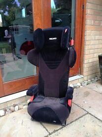 RECARRO START childs car seat