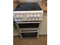 Hot point electric cooker