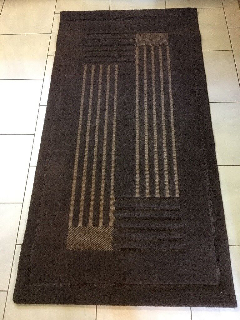 Brown Soft Rug