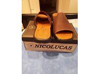 mens sandals size 10