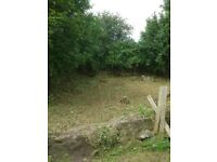 Land for sale in Springwell village Gateshead.