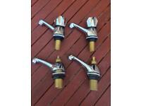Brand new taps