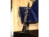 Buffet Crampon E11 clarinet