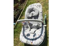 Mamas and Papas Wave bouncer chair
