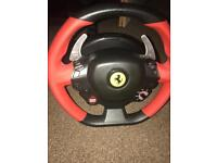 Thrustmaster Ferrari 458 Spider (incl. games)