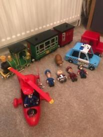 Postman Pat Toy Bundle
