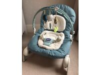Chicco Hoopla Baby Bouncer / Rocket / Chair