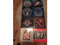 "Journey 12"" Vinyl Albums And Singles"