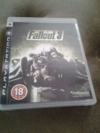 3 x PS3 Games for sale.