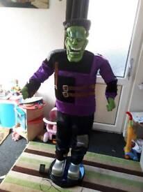 Gemmy Frankenstein